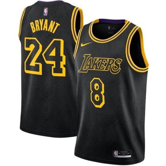 kobe bryant 8 jersey black cheap buy online